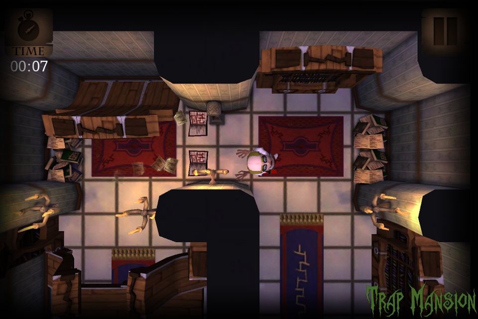 Screenshot Trap Mansion